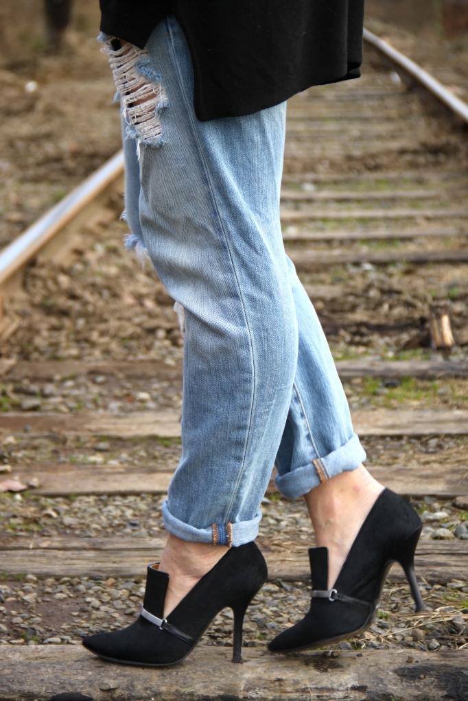 Boyfriend Jeans GAP