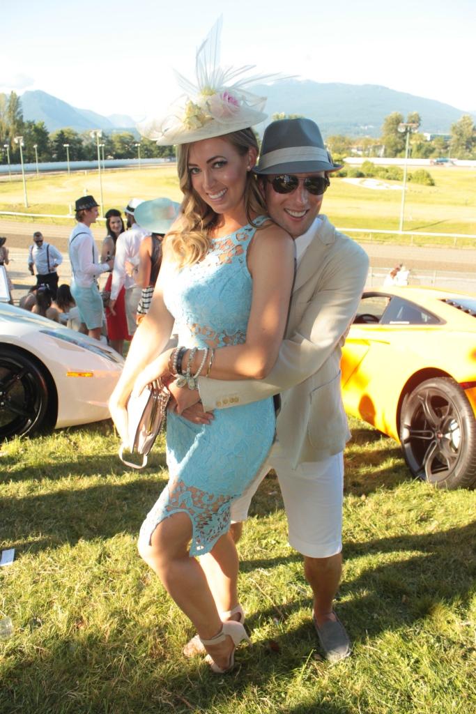 Christie Lohr & Chris Flak