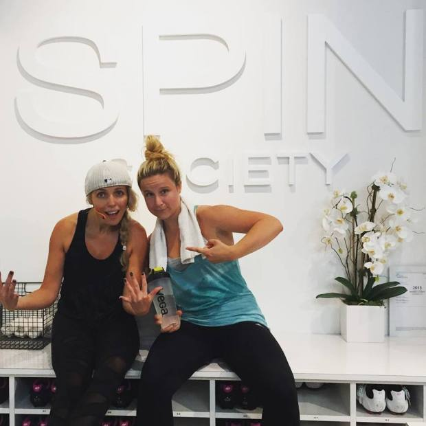 #NOBS With Spin Society Rock Star Bridgette.